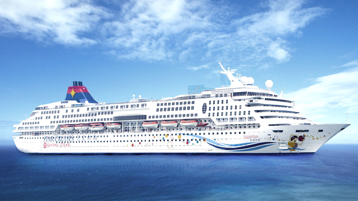 Ships Overview Star Cruises - Cruise ship in thailand