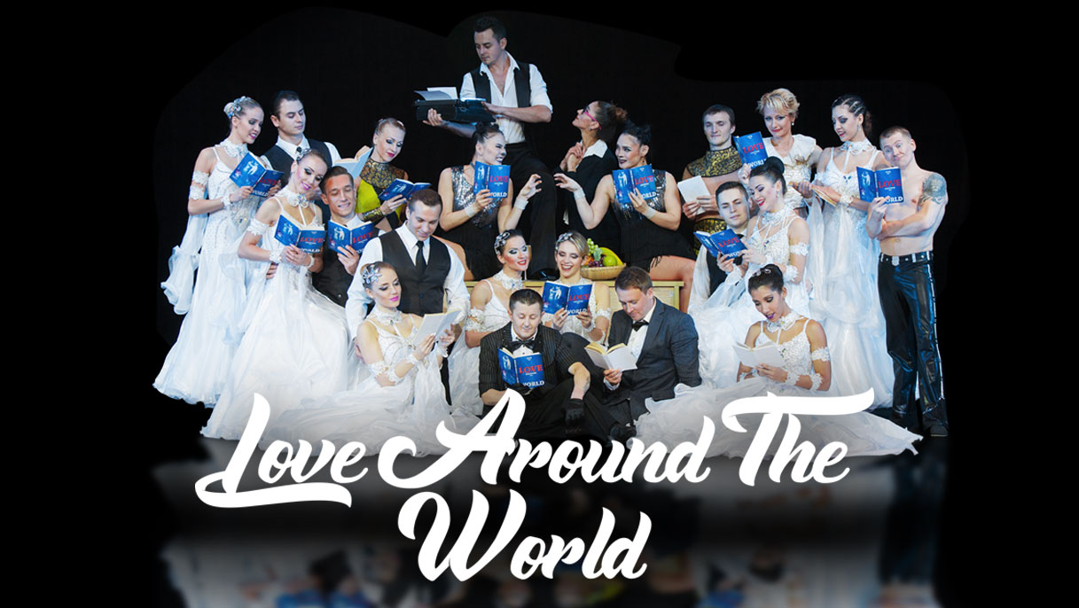 Love Around The World