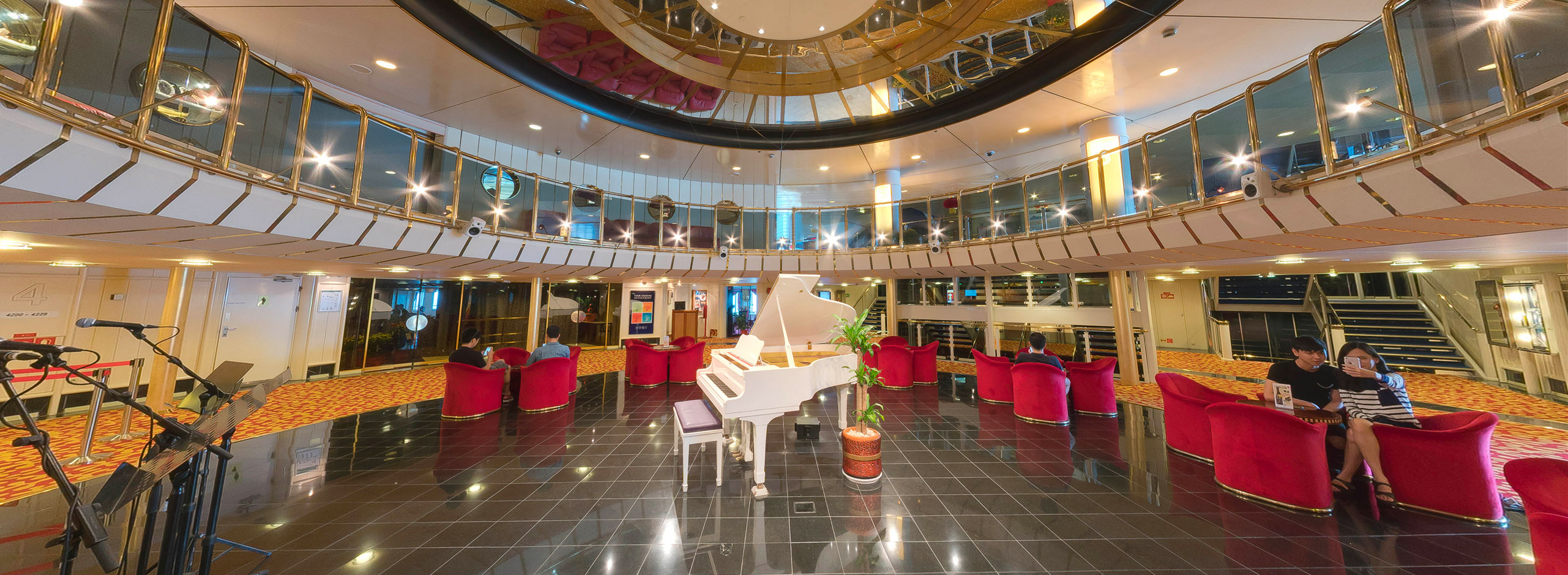 Virtual Tour Superstar Libra Star Cruises