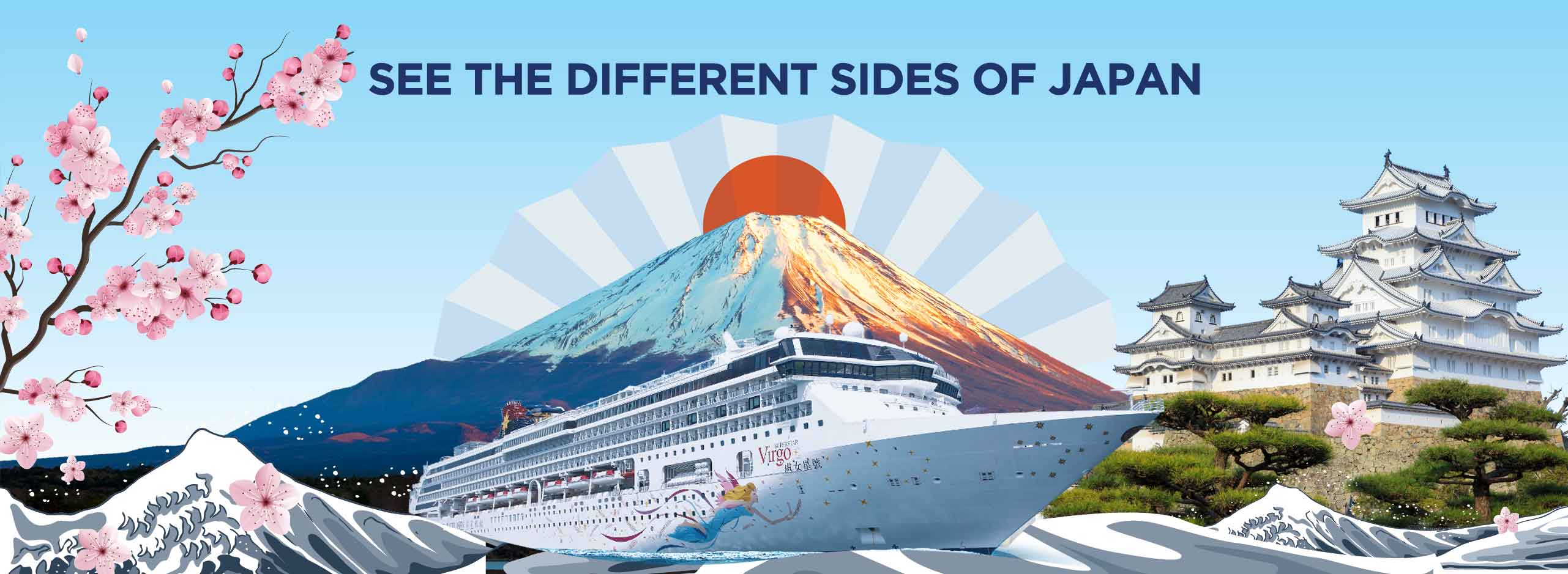 50 Off For All Passengers Japan Amp China Cruise
