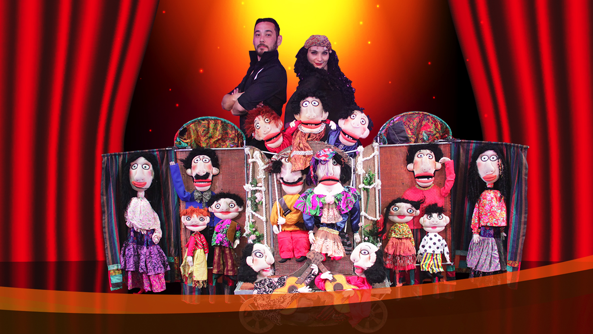 Musical Marionette Show Fifth Wheel