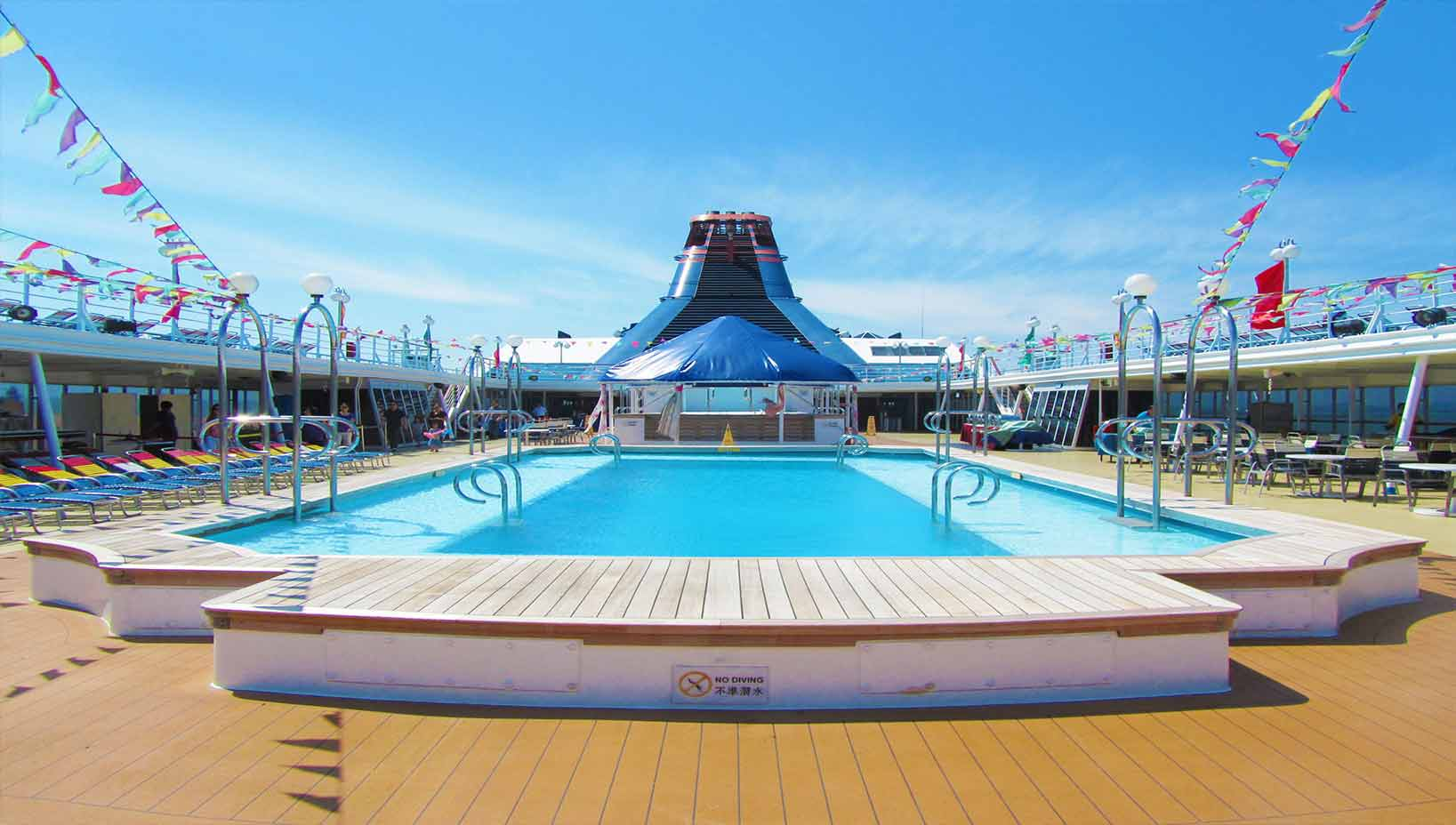 Family cruise vacations asian cruise superstar libra for Pool show 5168