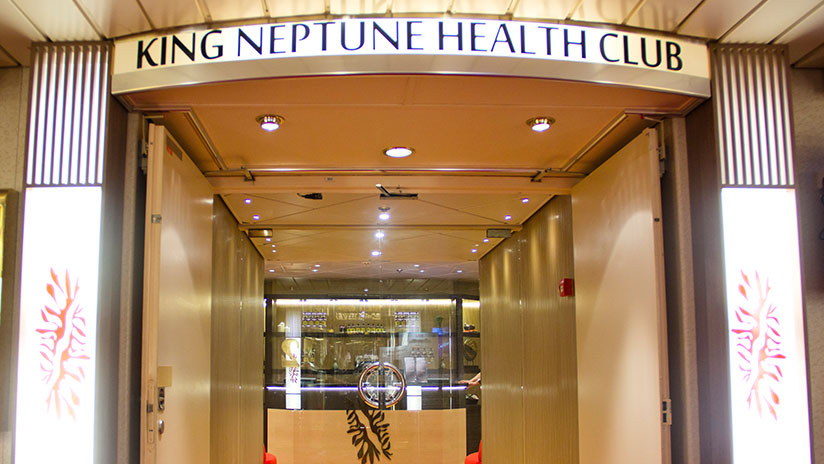 King Neptune Health Club